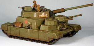 сверхтяжёлый танк прорыва