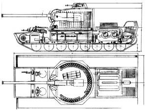 КВ-4 Цейца
