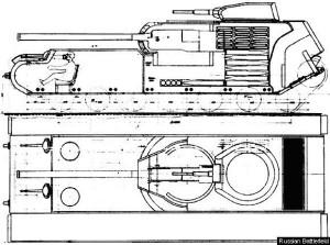 КВ-4 Тарапатина