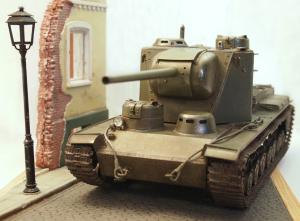 Кв-5 вид спереди