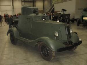 БА-64 СССР