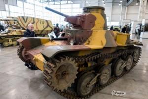 танк Ха-Го Япония