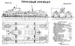 танковый крейсер Осокина