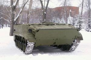 щасси БМП-3у