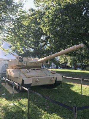 новый танк США 2