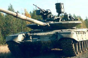 Т-72М1М с КАЗТ