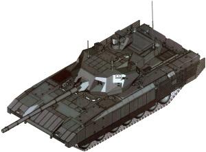17 Комплекс защиты танка от ВТО
