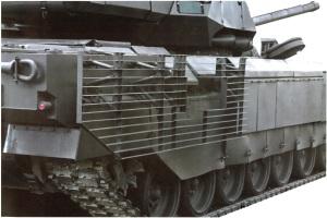 «Армата» оснащена 12-цилиндровым четырёхтактным Х-образным дизельным двигателем