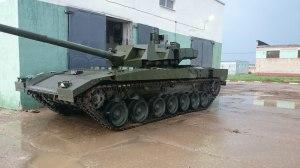 Т-14 «Армата» без силовых экранов