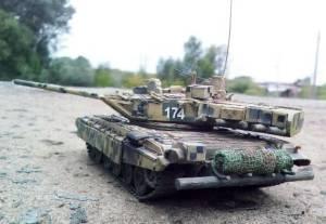 т-90 с боевым отделением Бурлак