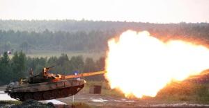 Полигон Т-90