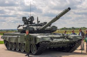 Е-90А на выставке