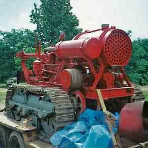 Тракторы Биллока