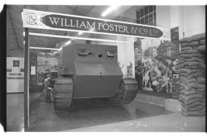 первый классический танк