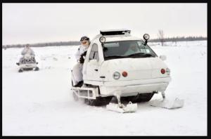 Снегоходы АС и ТТМ