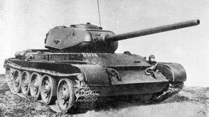 Т-44 образца 1944 года