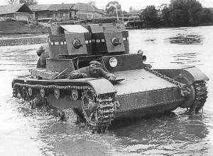 Т-26 пулемётный
