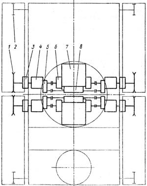 Схема шасси