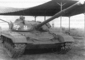 Т64А- первый опытный экземпляр
