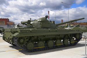 Т-64 образца 1967 года