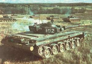 Т-72 Урал_1973 год