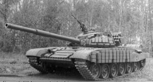Т-72Б с КУВ Свирь