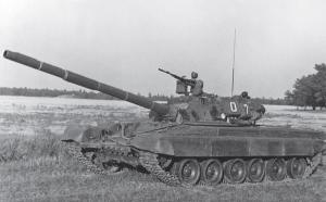 Т-80Б -1978