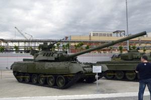 Т-80УД 1985