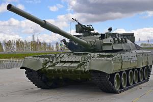 """Т-80УД """"Берёза"""""""
